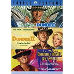 The Crocodile Dundee Triple Feature
