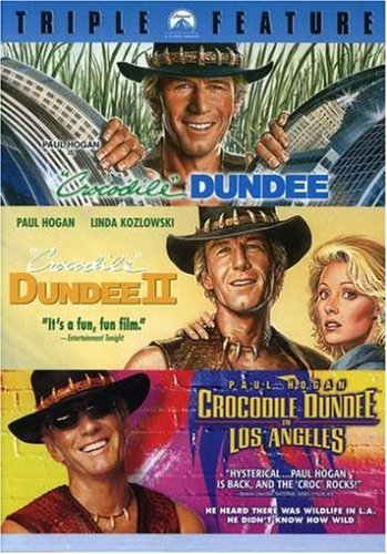 The Crocodile Dundee Triple Feature