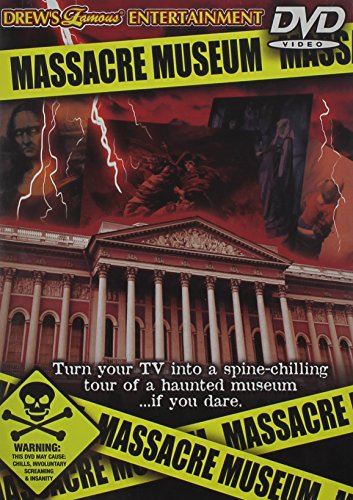 Scream Scenes & Scary Sounds-Massacre Mansion