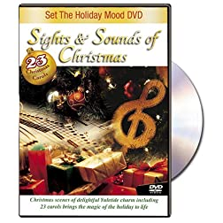 Set The Mood DVD: Sights and Sounds of Christmas