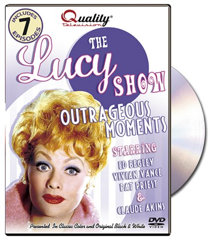 The Lucy Show: Outrageous Moments