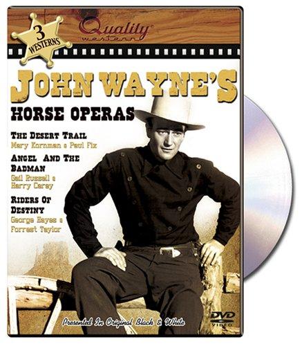 John Wayne's Horse Operas