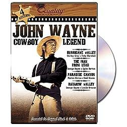 John Wayne: Cowboy Legend