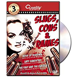 Shugs, Cons and Dames