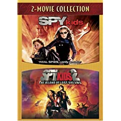 Spy Kids / Spy Kids 2 - Island of Lost Dreams