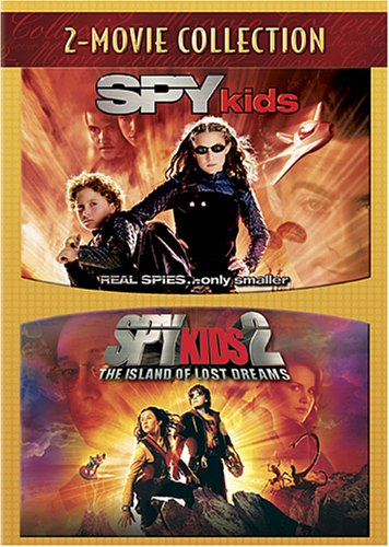 Spy Kids / Spy Kids 2 - Island of Lost Dreams