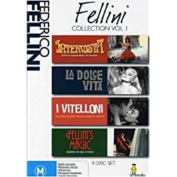 Vol. 1-Fellini Collection