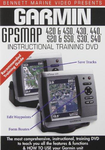 Garmin-Gpsmap-420 450 430 440 520 & 550 530 540