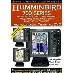 Humminbird-Fishfinder 700 Series
