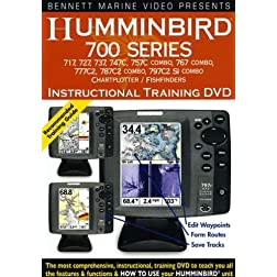 Humminbird-Fishfinder 700 Series
