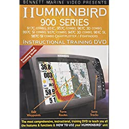 Humminbird-Fishfinder 900 Series