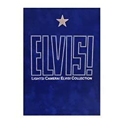 Lights! Camera! Elvis! Collection (Blue Hawaii/Easy Come, Easy Go/Fun in Acapulco/G.I. Blues/Girls! Girls! Girls!/King Creole/Roustabout/Paradise Hawaiian Style)