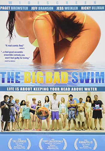 The Big Bad Swim/Wages Of Sin/The Decoy/Legends 8 Pack
