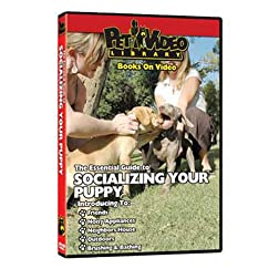 SOCIALIZING YOUR PUPPY DVD! Start your Dog on the Right Paw! Canine Fundamentals Training Video