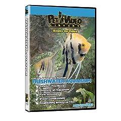 FRESHWATER FISH AQUARIUM DVD!