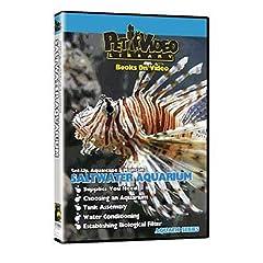 SALTWATER FISH AQUARIUM DVD! Set-up, Aquascape & Maintenance