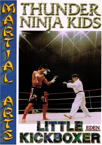 Thunder Ninja Kids :  Little Kickboxer