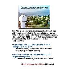 GREEK and AMERICAN MOSAIC