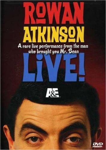 Rowan Atkinson Live!