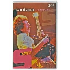 Santana: In Concert