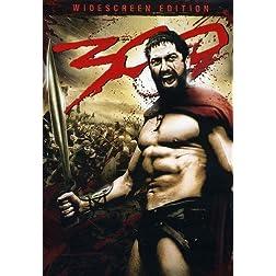 300 (Widescreen Single Disc Edition)