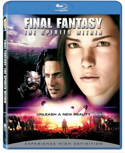 Final Fantasy - The Spirits Within [Blu-ray]