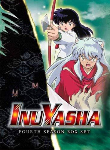 Inuyasha Season 4 Limited Edition Deluxe Box Set