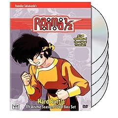 Ranma 1/2: Season Three - Hard Battle 2007