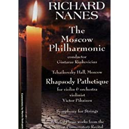 Richard Nanes Rhapsody Pathetique