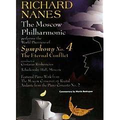 Richard Nanes Symphony No.4 The Eternal Conflict
