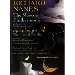 Richard Nanes Symphony No.4 The Eternal Conflict
