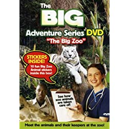 The Big Adventure Series: The Big Zoo
