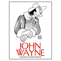 Legends of Hollywood - John Wayne