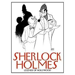 Legends of Hollywood: Sherlock Holmes