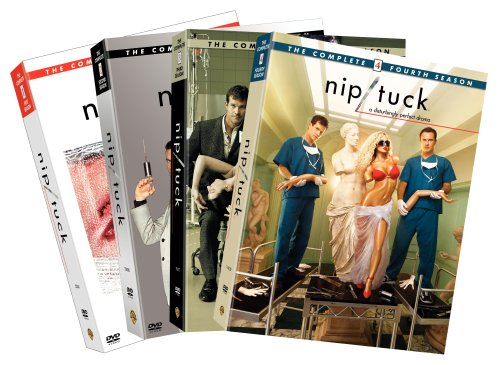 Nip/Tuck: The Complete Seasons 1-4