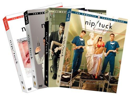 Nip/Tuck: The Complete Seasons 1-4