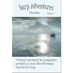 Harp Adventures volume 1