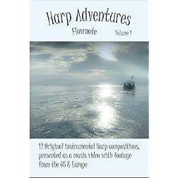 Harp Adventures volume 1