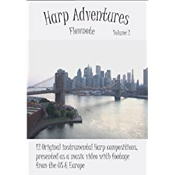 Harp Adventures volume 2