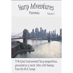 Harp Adventures volume 2