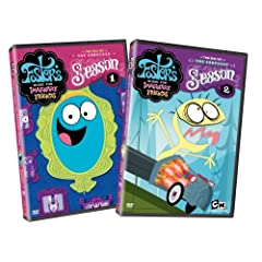 Foster's Home for Imaginary Friends: Complete Seasons 1 and 2