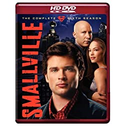 Smallville - The Complete Sixth Season [HD DVD]