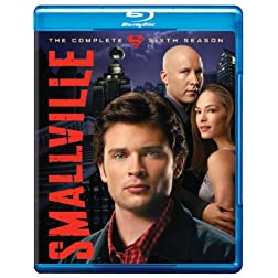 Smallville - The Complete Sixth Season [Blu-ray]