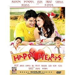 Happy Hearts - Philippines Filipino Tagalog DVD Movie