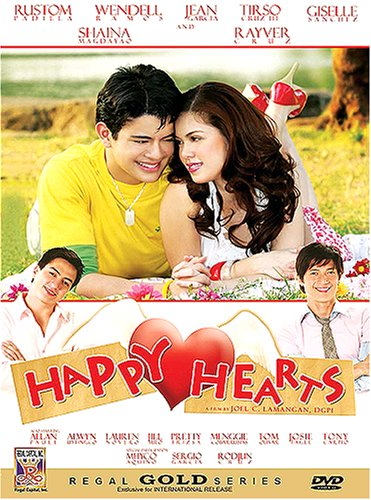 Happy Hearts - Philippines Filipino Tagalog DVD Movie