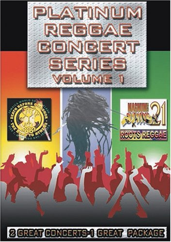 Platinum Reggae Concert Series, Vol. 1