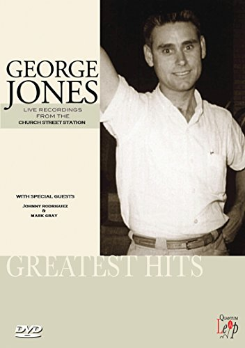 George Jones: Greatest Hits (Live Recordings from the Church Street Station)