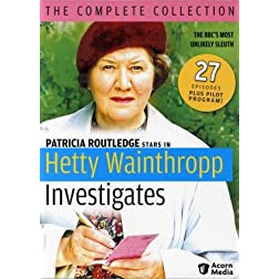 Hetty Wainthropp Investigates - Complete Collection