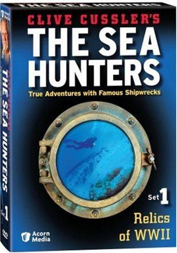 Clive Cussler's Sea Hunters, Set 1
