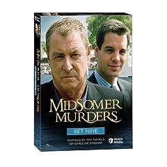 Midsomer Murders Set 9